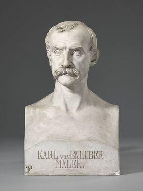 Der Genremaler Karl von Enhuber (1811 - 1867)