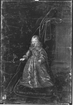 Bildnis eines Kindes