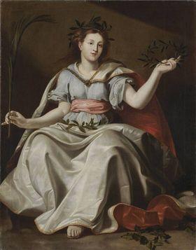 Allegorische Figur des Friedens (Victoria)