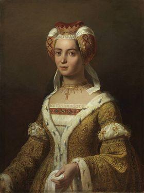 Anna (um 1390-1439), Erbtochter des Grafen Friedrich III. von Veldenz, Gemahlin des Pfalzgrafen Stephan seit 1410