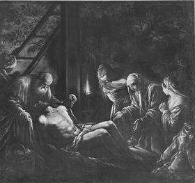 Beweinung Christi