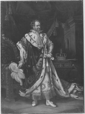 König Max I. Joseph von Bayern (nach Stieler)