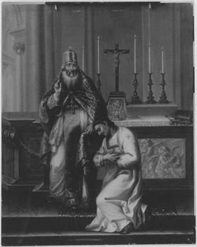 Kirchliche Handlung nach griechisch-orthodoxem Ritus