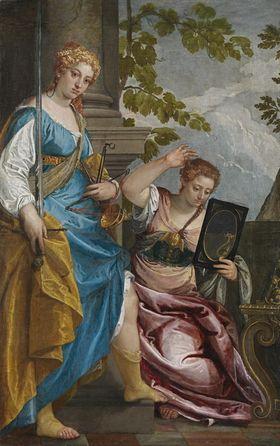 Justitia und Prudentia