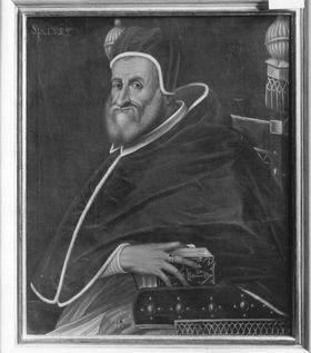 Papst Sixtus V. Peretti von Montalto