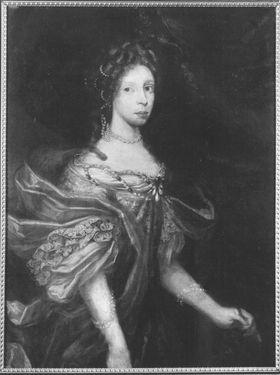 Dorothea Sophie, Tochter des Kurfürsten Philipp Wilhelm von der Pfalz