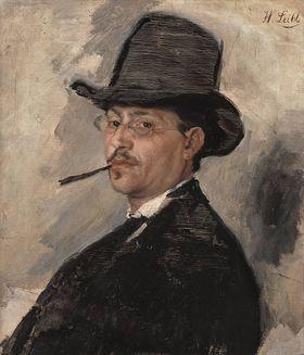 Der Maler Carl Schuch