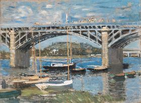 Seinebrücke von Argenteuil
