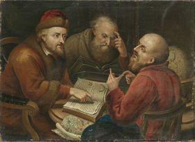 Drei Gelehrte