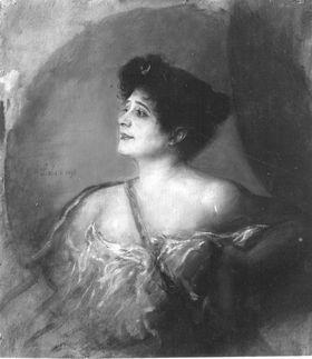 Marie Barkany