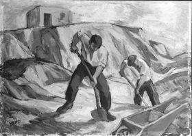 Erdarbeiter