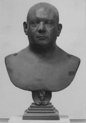 Der Maler Maximilian Bardt