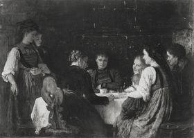 Kartenlegerin