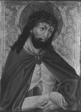 Ecce homo (Rückseite: Hl. Petrus)