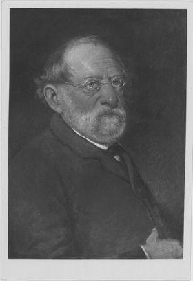 Der Maler Carl Spitzweg