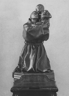 Vision des hl. Antonius von Padua
