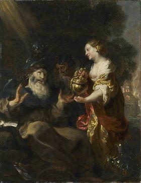 Versuchung des hl. Antonius