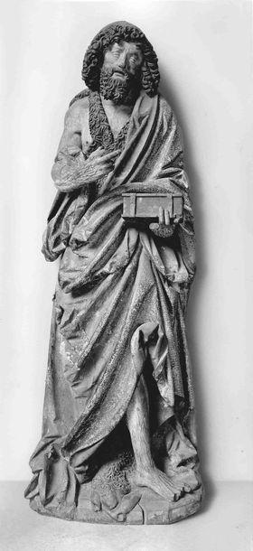 Hl. Johannes der Täufer