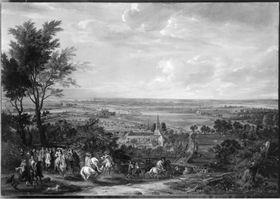 Die Eroberung von Lille, August 1667
