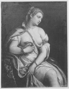 Der Selbstmord der Kleopatra