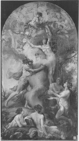 Alpheus und Arethusa