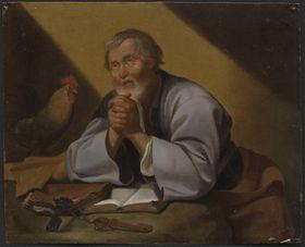 Der reuige Petrus