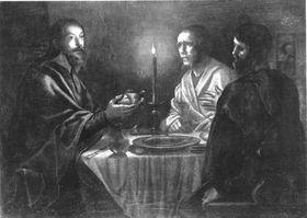 Christus in Emmaus