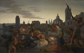 Der Tod des Johann von Nepomuk