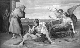 Abraham und die drei Engel