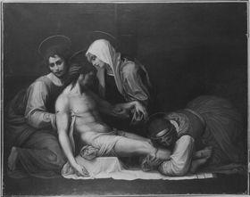 Die Beweinung Christi (nach Fra Bartolomeo)