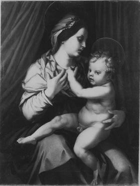 Madonna (nach Andrea del Sarto)