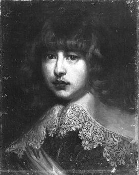 Bildnis eines Knaben (nach Justus Sustermans)