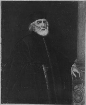 Der Prokurator Priuli (nach Tintoretto)