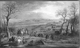 Die Eroberung von Dôle, 1668