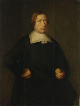 Bildnis eines jungen Manne mit Zitrone