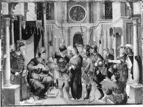 Christus vor Kaiphas