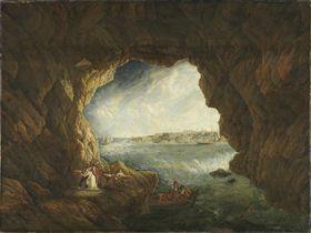Grotte auf Malta