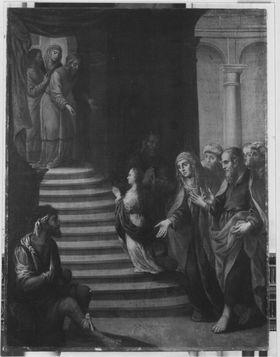 Tempelgang Mariae