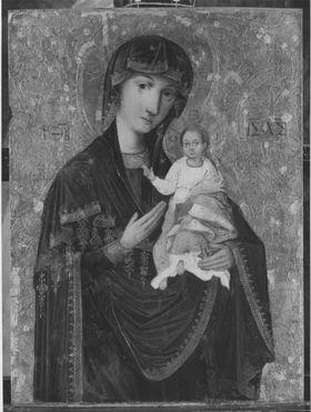 Ikone: Maria mit Kind