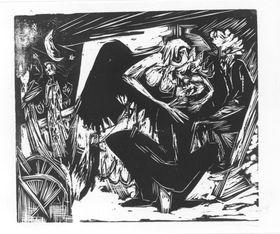 Absalom schändet die Kebsweiler seines Vaters