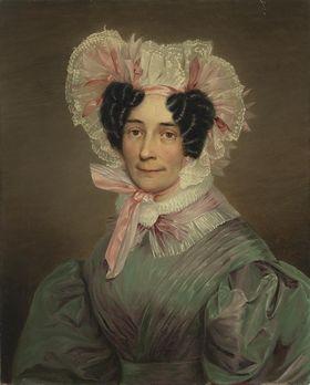 Bildnis Frau Scheniko