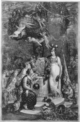 Apotheose des Kurfürsten Carl Theodor von der Pfalz