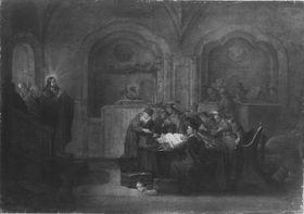 Die Berufung des hl. Matthäus