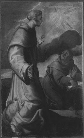 Stigmatisation des hl. Franziskus