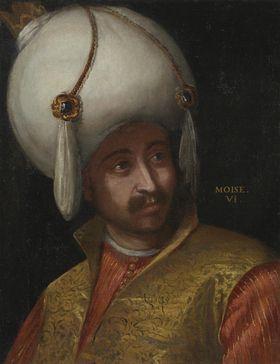 Bildnis des Sultans Moise