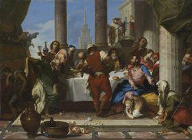 Das Gastmahl bei Simon