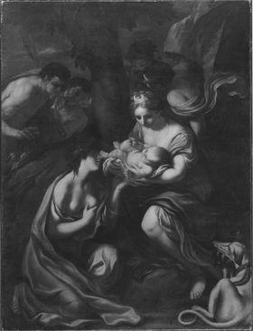 Geburt des Adonis