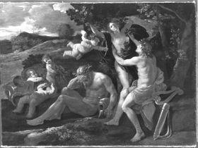 Apoll und Daphne