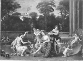 Schmückung der Venus