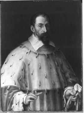 Bildnis des Ernst von Bayern, Erzbischof von Köln, Sohn Herzog Albrechts V. (1554-1612)